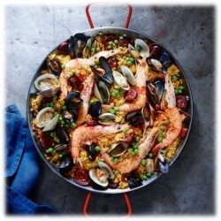 Paella with pasta MIXTA...
