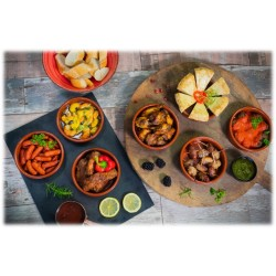 Warme tapas assortiment (8...
